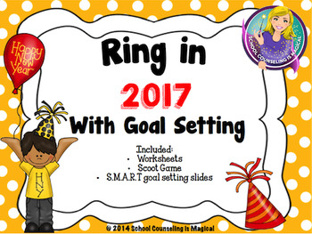 Ring in 2017 With Goal Setting (recently updated to include 2017 worksheets)