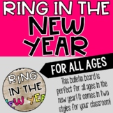 Ring in the New Year Bulletin Board