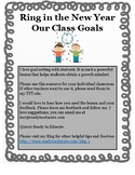 Ring in the New Year- Our Classroom Goals