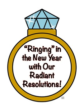 Ring in the New Year Radiant Resolutions!
