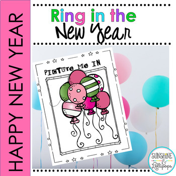 New Year:  Ring in the New Year Ready to Print and Use Booklet