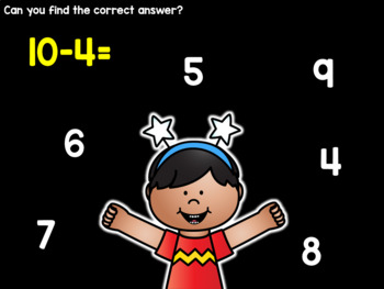 Ring in the New Year with some Math Practice - Interactive PowerPoint game