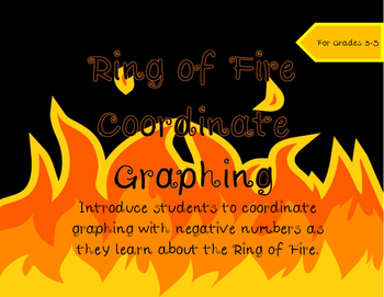 Ring of Fire Coordinate Graphing