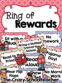 Ring of Rewards