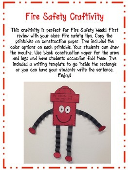Ring the Alarm {Fire Safety Mini Unit}