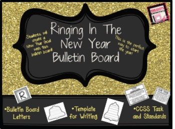 Ringing In The New Year - Bulletin Board- Students Pick a