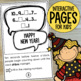 Ringing In the New Year!  {A Holiday Book for Primary Readers}