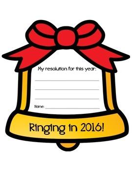 Ringing in 2016!