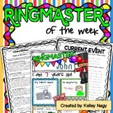 Ringmaster of the Week