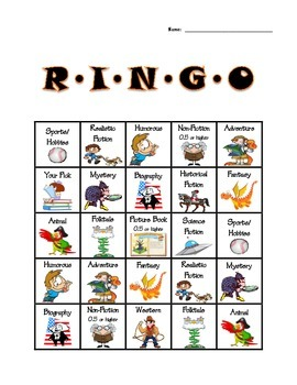 Ringo: A Reading Motivation Tool adapted for use with Accelerated Reader