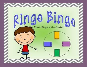 Music Bingo: Ringo Bingo
