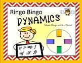 Ringo Bingo Dynamics: Music Bingo