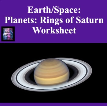 Planets: Rings of Saturn