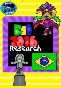 Rio 2016: Brazil Research