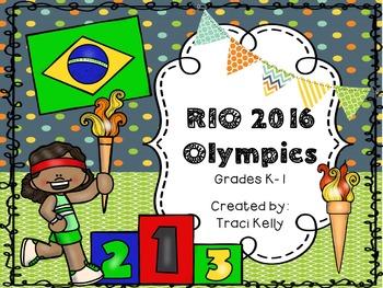 Rio 2016 Olympic K-1 Unit
