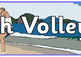 Rio 2016 Olympics Beach Volleyball Display Banner