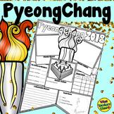 PyeongChang 2018 -  Mini Research Pennant