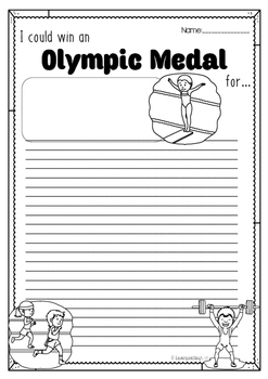 Rio Olympic Games Writing and Craft