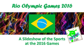 Rio Olympics 2016. Image Slideshow of Every Sport
