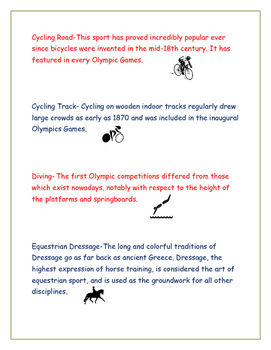 Rio Olympic Guide