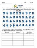 Rio Olympics Authentic Reading - Sports
