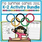 Olympics Rio Summer Games 2016 K-2 MEGA Bundle