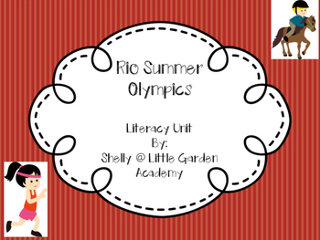 Rio Summer Olympics Literacy Unit