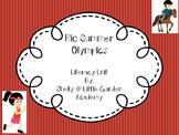 Rio Summer Olympics Literacy Unit