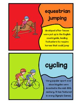 Rio Summer Olympics Puzzles