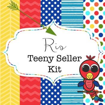 Rio Teeny Seller Kit