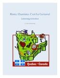 Rions, Chantons, C'est Le Carnaval - Listening Activities - French Culture
