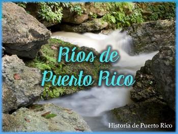 Ríos de Puerto Rico