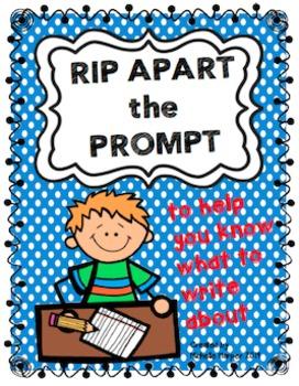 Rip Apart the Prompt FREEBIE