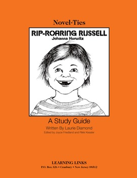 Rip-Roaring Russell - Novel-Ties Study Guide