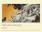 Rip Van Winkle & American Romanticism Lessons and Reading Comprehension Quiz