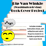 Rip Van Winkle Book Cover Project (Washington Irving)