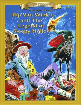 Rip Van Winkle RL 1-2 ePub with Audio Narration