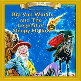 Rip Van Winkle and the Legend of Sleepy Hollow 10 Chapter Audiobook