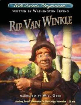 Rip Van Winkle by Washington Irving Two Literary Scavenger Hunts for Information