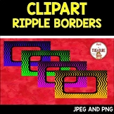 Ripple Effect Borders