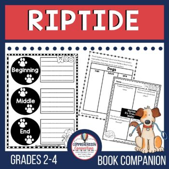 Riptide by Frances Weller Book Companion