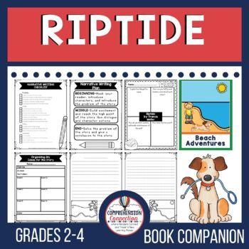 Riptide by Frances Weller Book Companion