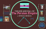 Rise and Fall of the Persian Empire- Cyrus I, Cambyses, Darius I