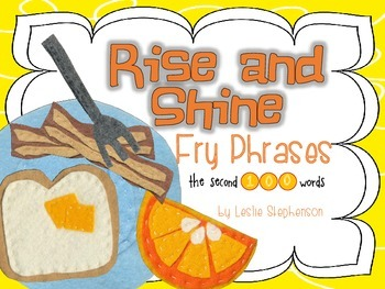 Rise and Shine Fry Phrases