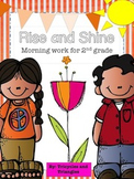 Rise and Shine- Morning Work for 2nd Grade