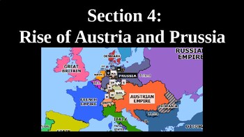 Rise of Austria and Prussia PowerPoint