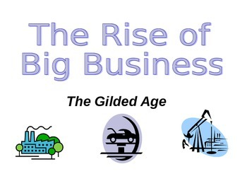 Rise of Big Business in America