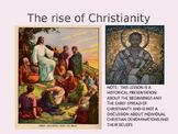 Rise of Christianity Guided Notes