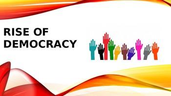 Rise of Democracy Unit