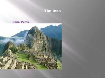 Rise of Empires (Maya, Inca, Aztec)